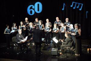 Història de la Coral Castellterçol - Concert del 60è aniversari