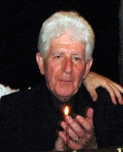 Domènec Miró director fundador de la Coral Castellterçol